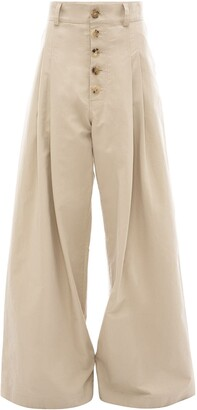 J.W.Anderson High-Waisted Wide-Leg Trousers