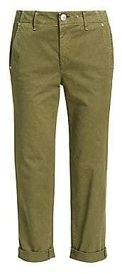 Rag & Bone Women's Buckley Crop Chinos