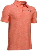 Under Armour Boys' Slubbed Tech Polo Shirt