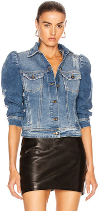 retrofete Ada Jacket in Denim | FWRD