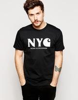 Carhartt Nyc T-shirt - Black
