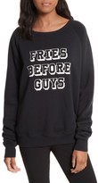 Rebecca Minkoff Women's Fries Before Guys Sweatshirt