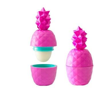 Rebels Refinery Rebel Rose Pink Geometric Pineapple Shaped Lip Balm