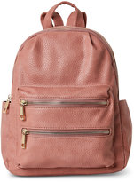 Imoshion Blush Zipper Backpack