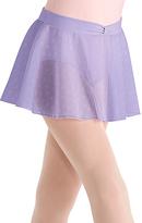 Bloch Lilac Sheer Wrap Skirt - Girls