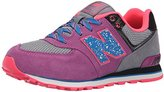 New Balance KL574G Outside Pack Classic Running Shoe (Toddler/Little Kid/Big Kid)