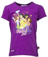 Lego Wear Girls Opaque Crew Neck 1/2 Sleeve T-Shirt