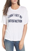 Daydreamer Women's No Satisfaction Graphic Tee