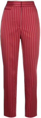 Sies Marjan Striped Print Trousers