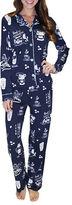 PJ Salvage Zen Three-Piece Pajamas