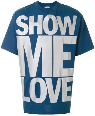 Honey Fucking Dijon Show Me Love t-shirt