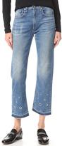 Rag & Bone Vintage Crop Jeans