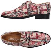 Jancovek Lace-up shoes - Item 11207064