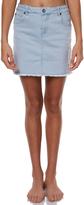 Eves Sister Kids Girls Coco Denim Skirt Blue