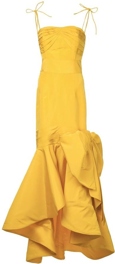 Bambah Mermaid Effect Gown