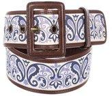 Miu Miu Multicolor Leather Belt