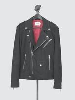 Thumbnail for your product : Deadwood Women's River Suede Biker Jacket