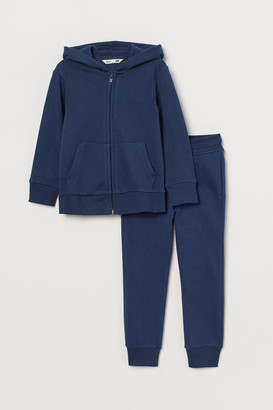 H&M Hooded jacket and trousers