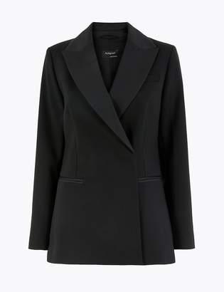 Marks and Spencer Tailored Tuxedo Blazer