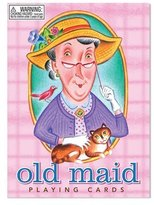 Eeboo Old Maid Playing Cards [Toy]