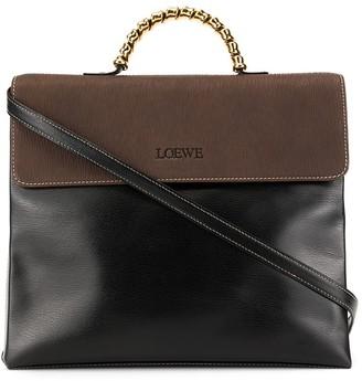 Loewe Pre Owned Velazquez 2way Hand Bag