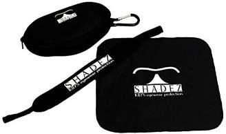 Shadez Unisex Teeny Aces Plain Sunglasses Accessory Pack, Black, Large (Manufacturer Size:8 Years and Above)