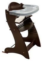 Badger Basket Embassy Wood Highchair