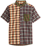 Marc by Marc Jacobs Plaid Cotton Shirt