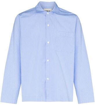 Tekla Organic Cotton Pyjama Shirt
