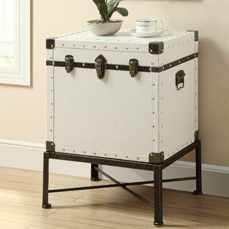 Wildon Home Camp End Table with Storage