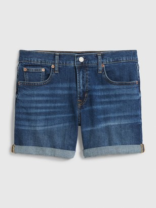 "Gap 5"" Mid Rise Denim Shorts"
