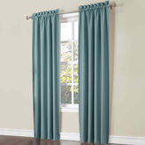 Sun Zero Sun ZeroTM Porter 2-Pack Room-Darkening Rod-Pocket Curtain Panels