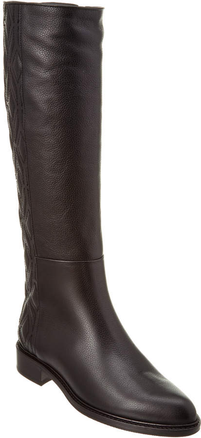 Aquatalia Giovanna Waterproof Leather & Suede Boot