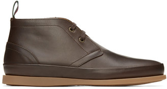 Paul Smith Brown Cleon Desert Boots