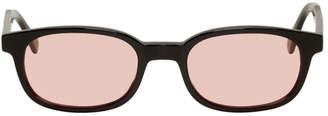 Noon Goons Black Unibase Sunglasses