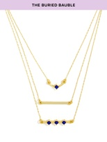 BaubleBar Marvela Layered Necklace