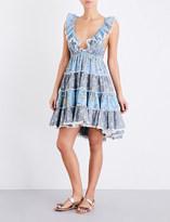 Zimmermann Caravan tiered cotton sun dress