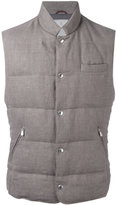 Brunello Cucinelli padded vest