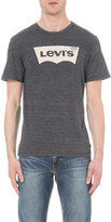 Levi's Housemark cotton-jersey t-shirt