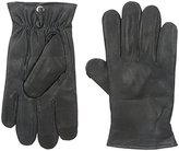 Calvin Klein Men's Snap Back Glove with Touch Tip Patches