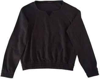 Madame à Paris Anthracite Wool Knitwear for Women
