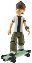 Bandai Ben 10 Alien Collection - Ben with Skate/Hover Board