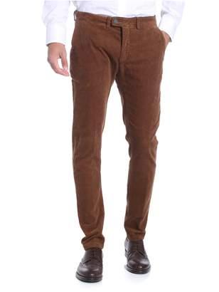 DEPARTMENT 5 Trousers Velvet