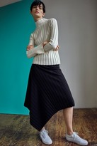 Topshop Knitted Rib Skirt by Boutique