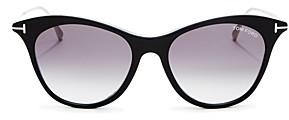 Tom Ford Women's Micaela Cat Eye Sunglasses, 53mm
