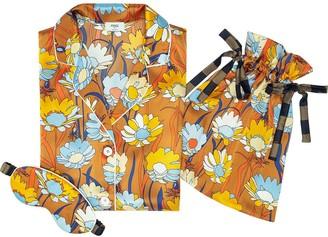 Fendi Floral Pyjama Set