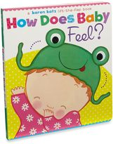 Bed Bath & Beyond How Does Baby Feel? Board Book