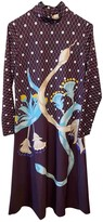 Stine Goya Burgundy Dress for Women