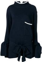 Eudon Choi Moffy Blend Wool Sweater