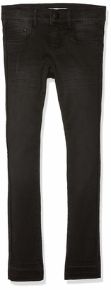 Name It Girl's Nkfpolly Dnmtaffy 7076 Pant Noos Jeans